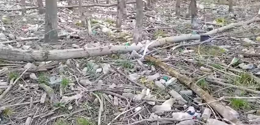 Szok! Jezioro Żywieckie jak jedno wielkie wysypisko śmieci. Zobacz przerażający filmik. To przyniosła Soła