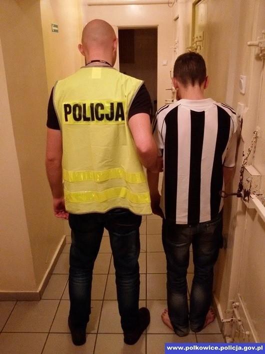 Jeden z zatrzymanych włamywaczy ma 13 lat
