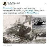 Wielka Wojna. Opowieść o tym, jak przez cztery lata na Twitterze relacjonowałem wydarzenia sprzed 100 lat