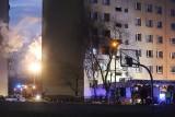 Zabrze. Część mieszkańców wraca do bloku po wybuchu gazu. Pozostałym ZSM oferuje lokale zamienne