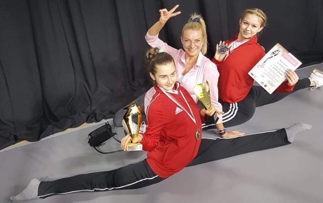 Z zielonogórskiego studia SDC startowało osiem zawodniczek oraz jedna zawodniczka  z zaprzyjaźnionego klubu Lejdis Pole Dance Żary, która przygotowywała się pod okiem Agaty Kocińskiej (instruktorki i założycielki SDC).