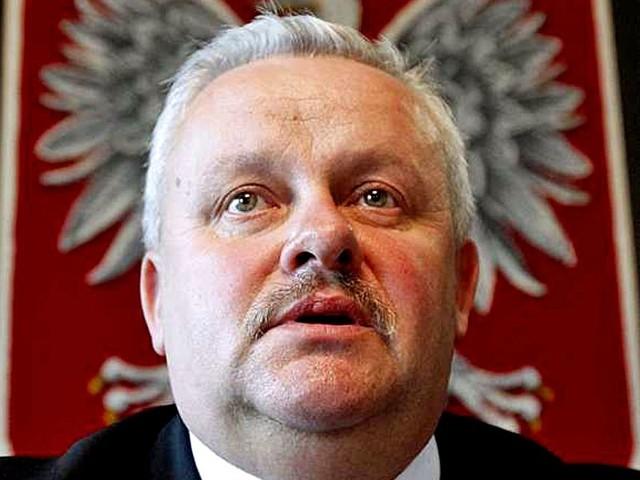 Mirosław Karapyta, były marszałek województwa podkarpackiego..