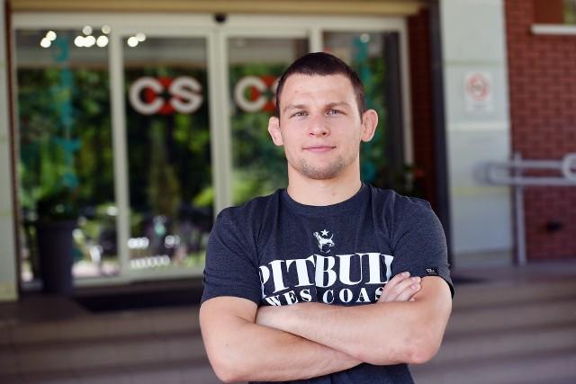 Dawid Ersetic ma nadzieję na występ na Mistrzostwach Świata w Kazachstanie
