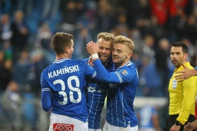 Lech Poznań pokonał w poprzedniej rundzie Wisłę Kraków aż 4:0
