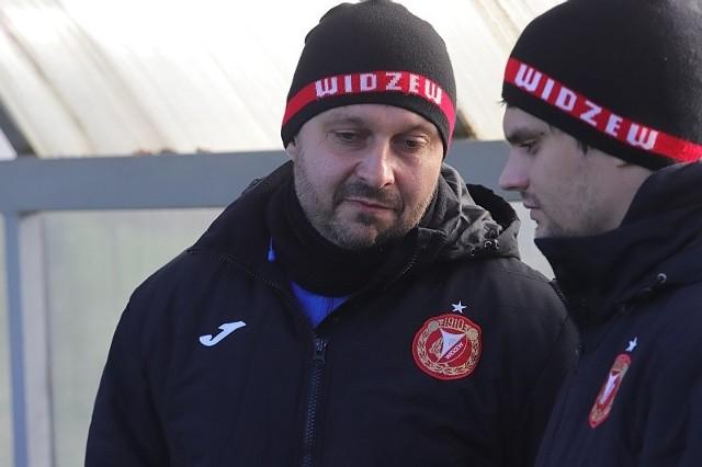 Trener Marcin Kaczmarek ma o czym myśleć