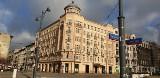 """""""Hotel Polonia"""" już w sprzedaży jako  """"Polonia Residence"""". Do kupienia 70 mieszkań w samym centrum Łodzi"""