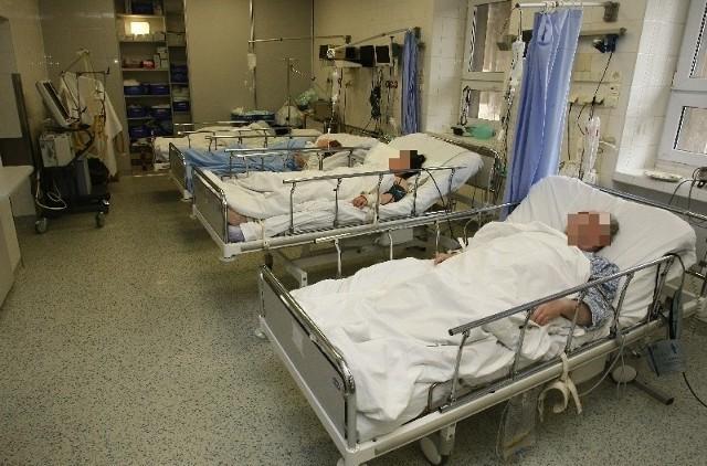 - Na Oddział Toksykologii IMP trafiły m.in. osoby mające nawet 6 promili alkoholu we krwi.