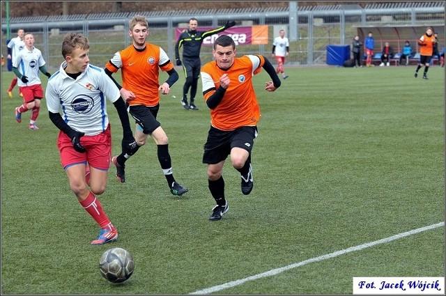 Energa Cup: Bałtyk Koszalin - Gwardia Koszalin 0:0