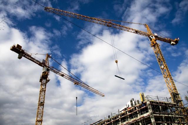 Budownictwo mieszkanioweBudownictwo mieszkaniowe nie wyhamowuje w całym kraju.