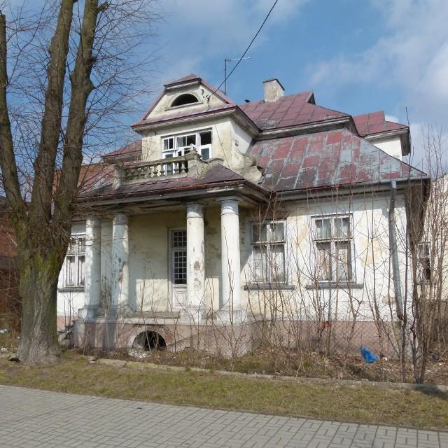 Stary młyn w Krośniewicach