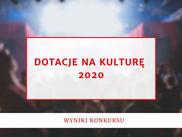 Konkurs na realizację zadań w zakresie kultury, sztuki, ochrony dóbr kultury i dziedzictwa narodowego w 2020 roku został rozstrzygnięty. Miejskie wsparcie finansowane otrzymają 23 projekty kulturalne o łącznej wartości 1,2 mln zł.