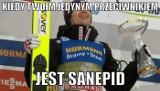 Memy po sukcesie Kamila Stocha w Turnieju Czterech Skoczni. Halvor Egner Granerud nie dał rady Polakom