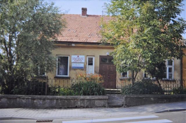 Dom Brata Alberta przy ulicy Krakowskiej