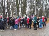 Strajk Kobiet. Tysiąc osób przeszło ulicami Łodzi w spontanicznej manifestacji