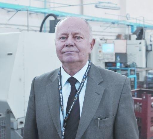 O rolnictwie z Antonim Stolarskim, prezesem firmy SaMaszAntoni Stolarski, prezes białostockiej firmy SaMasz