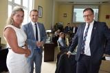 Katarzyna Czochara niespodziewanie zjawiła się w piątek na sesji rady miejskiej w Nysie z apelem do samorządu