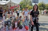 Kolorowy jarmark na odpust w Sulisławicach: Obwarzanki, zabawki i cudeńka [ZDJĘCIA]