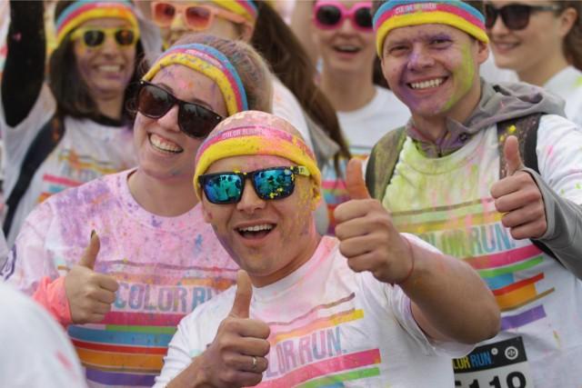 The Color Run to wyjątkowe święto dla biegaczy amatorów
