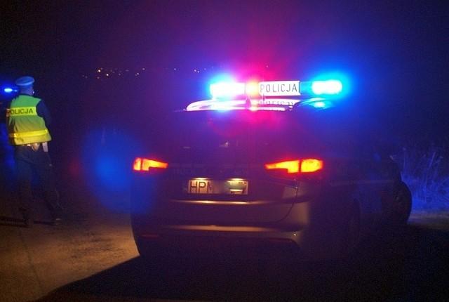 Do domków letniskowych w miejscowości Ploski w piątek przyjechała policja