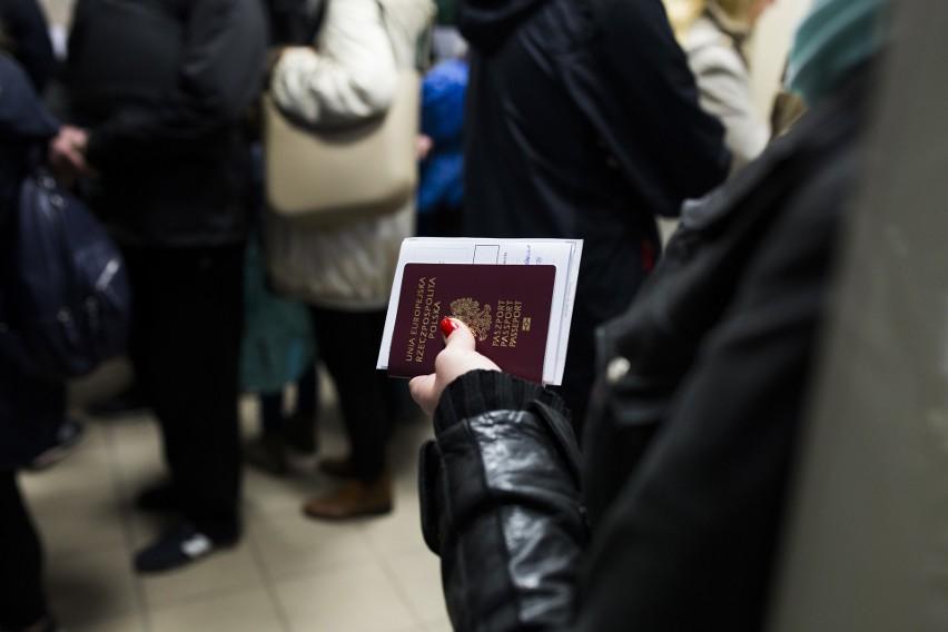 Choć nowy paszport jest w fazie etapie projektu, to litewska...