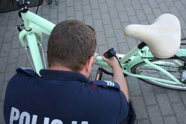 Znakowanie rowerów w Tucholi odbędzie się w sobotę, 29 maja 2021 r.