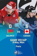 Hokejowe MŚ: Pewne wygrane Rosji i Kanady