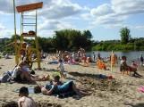 Łomża. Będzie kąpielisko na miejskiej plaży. Jest umowa na całe wakacje