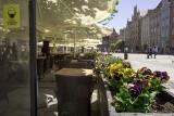 W sobotę 15 maja 2021 otwarcie ogródków restauracyjnych. W niektórych lokalach miejsca trzeba rezerwować