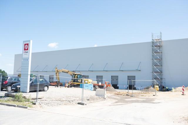 Koncern International Automotive Components zamierza jeszcze w tym roku uruchomić zakład w Opolu i  na tym na pewno nie skończy.
