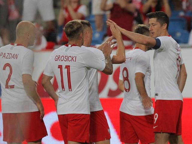 POLSKA - KOLUMBIA transmisja tv na żywo. Gdzie oglądać mecz Polska - Kolumbia STREAM LIVE