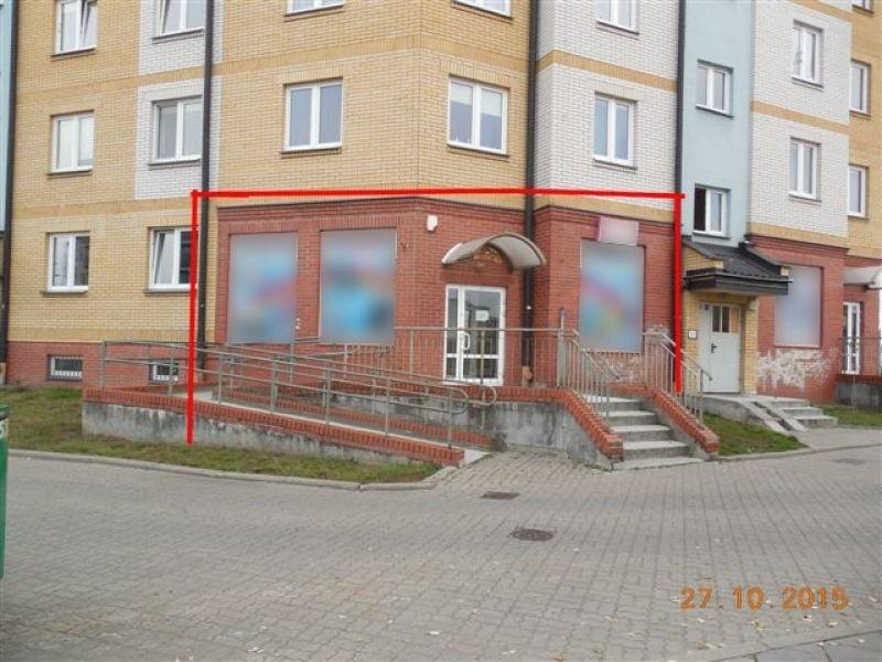 Lokal o powierzchni 63,47 m2 przy ul. Pietkiewicza 10/1U na...