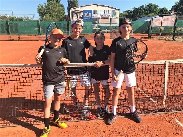 Zawodnicy Top Tennis Player Gorzów osiągnęli sukces na drużynowych mistrzostwach Polski.