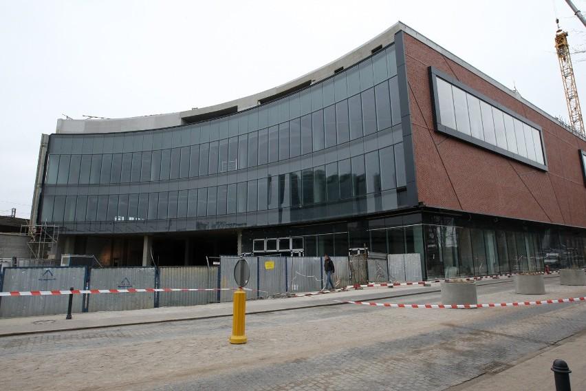 Galeria Metropolia w Gdańsku Wrzeszczu (12 marca 2016 r.)
