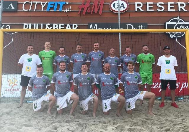 KP Rapid Lublin przed rokiem zapewnił sobie awans do ekstraklasy podczas turnieju w Toruniu, gdzie rozegrano finałowy turniej pierwszej ligi beach soccera