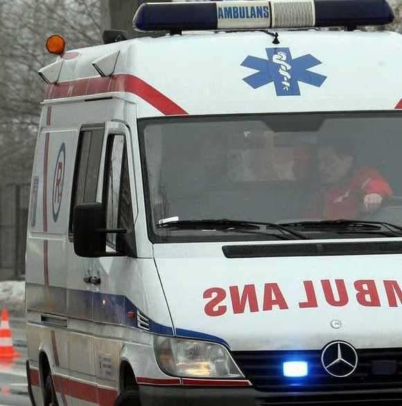 Wypadek w czasie pracy. Zginął mężczyzna porażony prądem.