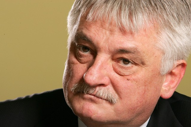 Minister sportu Mirosław Drzewiecki