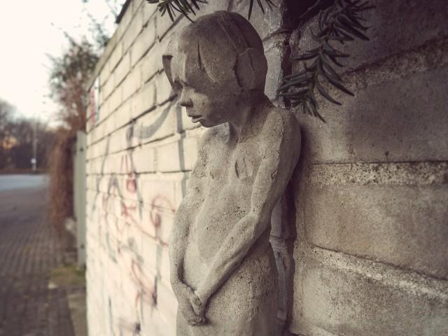 Rzeźba gdyńskiego artysty Tewu zniknęła