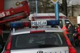 Zderzenie autobusu MPK z betoniarką pod Koroną. Pasażer autobusu w szpitalu
