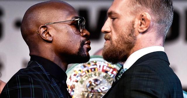 McGregor vs Mayweather CAŁA WALKA Youtube CDA - zobacz wideo [Cała walka YouTube]