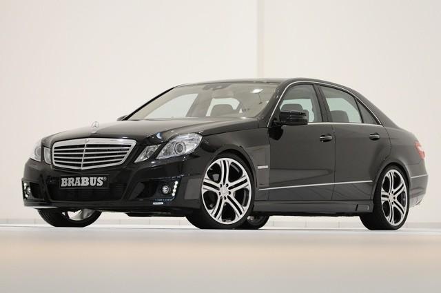 Nowy Mercedes Klasy E po tuningu Brabusa