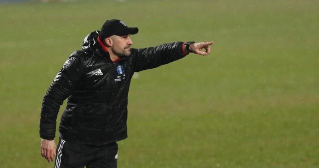 Wisła Płock zmieni trenera. Radosław Sobolewski odejdzie po sezonie