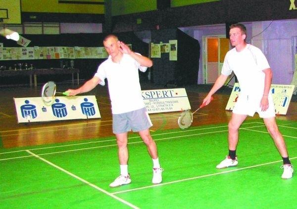 Robert Mateusiak (z lewej) i Michał Łogosz pokonali mistrzów świata