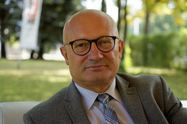Adam Derza - Okręgowy Inspektor Pracy w Kielcach.