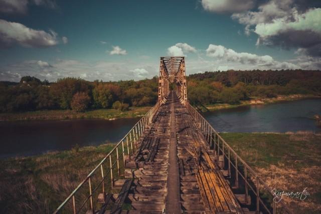 Most kolejowy w Stobnicy zostanie wpisany do rejestru zabytków