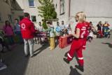 Karetka pełna… prezentów! Koszaliński PCK z wizytą u podopiecznych Ośrodka Rehabilitacyjno Edukacyjno Wychowawczego