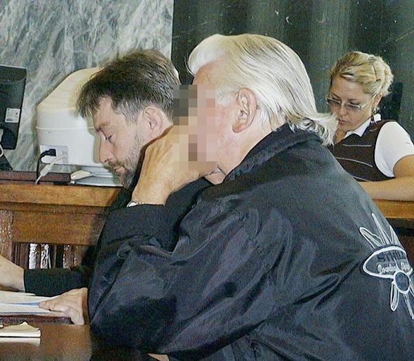 Aleksander O. przed sądem