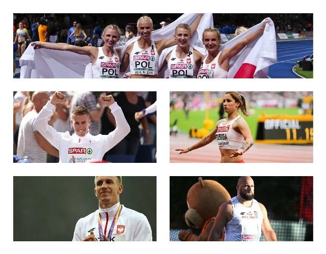 DZIĘKUJEMY! Oto nasi medaliście halowych mistrzostw Europy w lekkoatletyce Glasgow 2019 [ZDJĘCIA]. Pięć złotych medali, dwa srebrne i zwycięstwo w klasyfikacji medalowej - oto dorobek naszych sportowców podczas halowych mistrzostw Europy w lekkoatletyce Glasgow 2019. Poznajcie wszystkich naszych medalistów! DO KOLEJNYCH ZDJĘĆ MOŻNA PRZEJŚĆ ZA POMOCĄ STRZAŁEK LUB GESTU (KOMÓRKI)