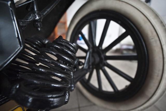 Koszalin: Ford T wart milion złotych