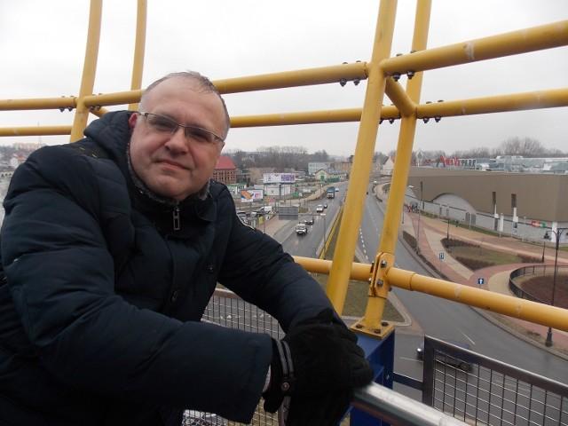 Grzegorz Musiałowicz jest radnym pierwszą kadencję.