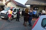 Wodzenie niedźwiedzia w Opolu-Grudzicach. W sobotnich berach wzięło udział około 40 osób [ZDJĘCIA]